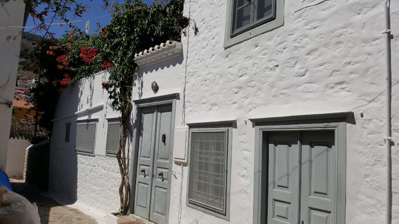 Το σπίτι του Λέοναρντ Κοέν στην Ύδρα