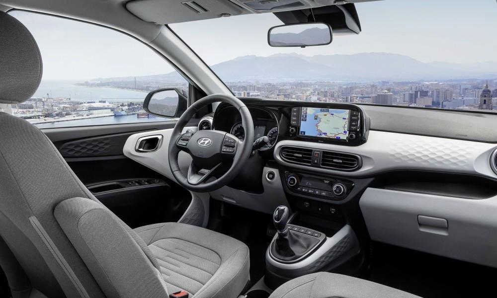 Οι τιμές του νέου Hyundai i10 στην Ελλάδα