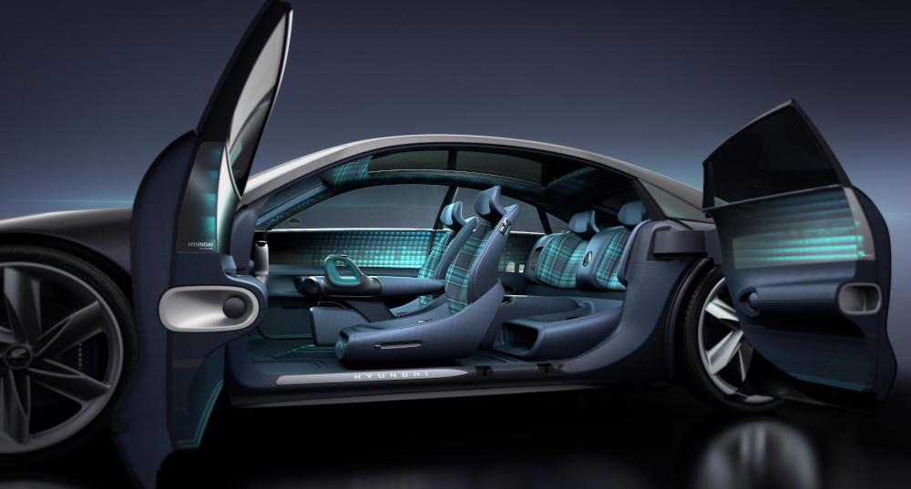 Nέο ηλεκτρικό πρωτότυπο από τη Hyundai