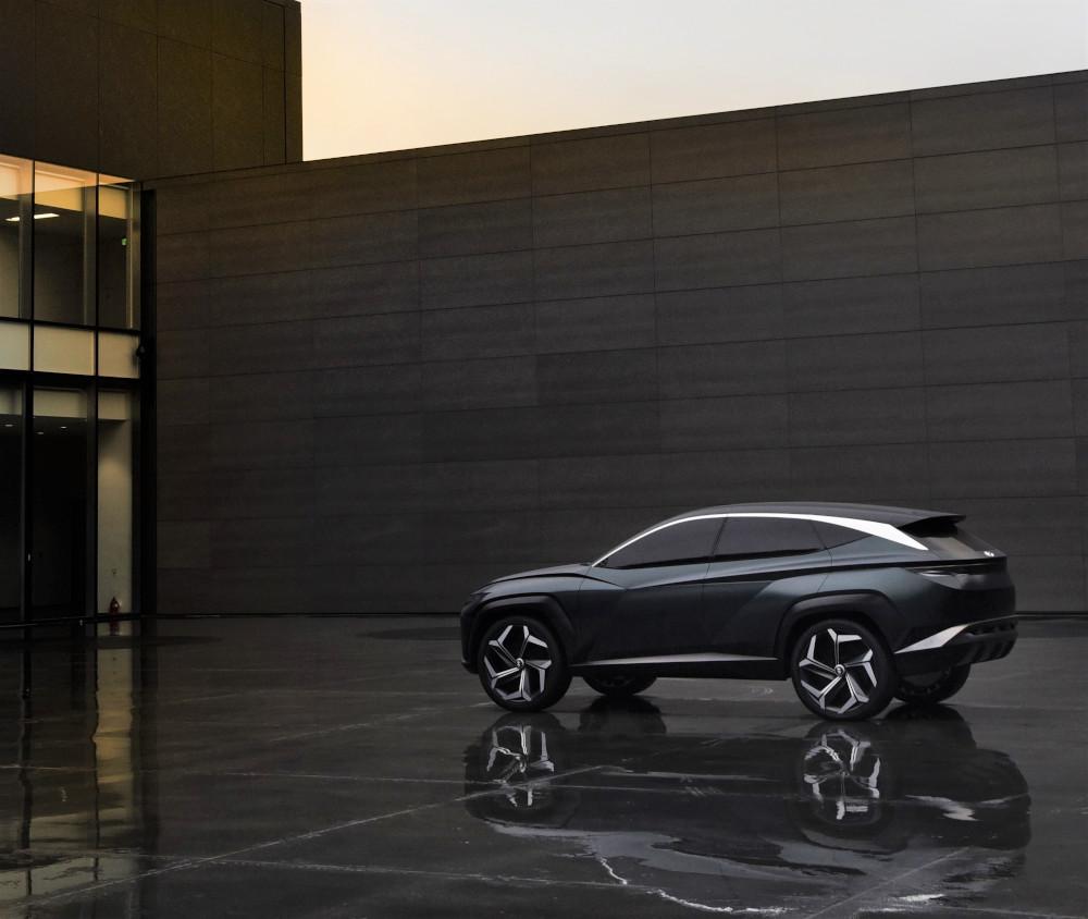 Νέο πρωτότυπο SUV από τη Hyundai