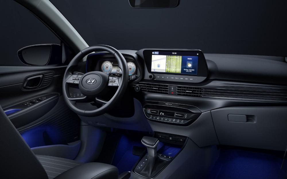 Η Ηyundai λανσάρει το νέο i20