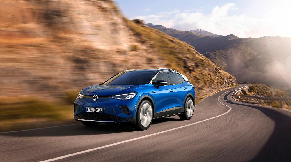 ΙD.4: Η VW αποκαλύπτει το πρώτο ηλεκτρικό της SUV