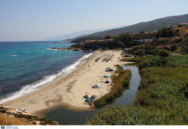 Παραλία της Ικαρίας
