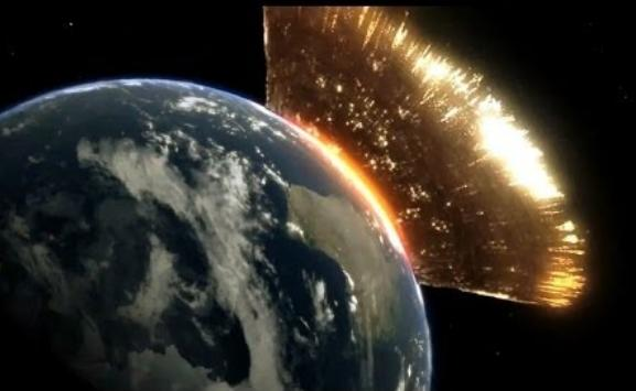 Tα συντρίμμια που θα εκτοξευθούν θα επιστρέψουν φλεγόμενα στη Γη.
