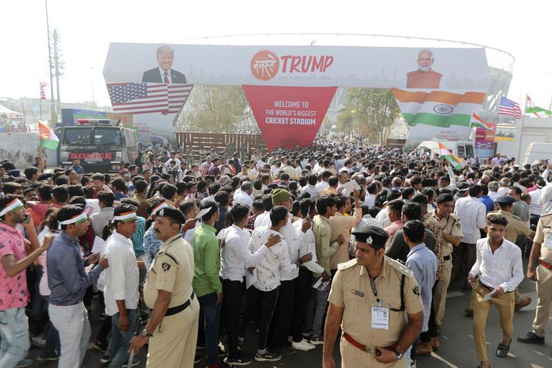 Τραμπ Ινδία