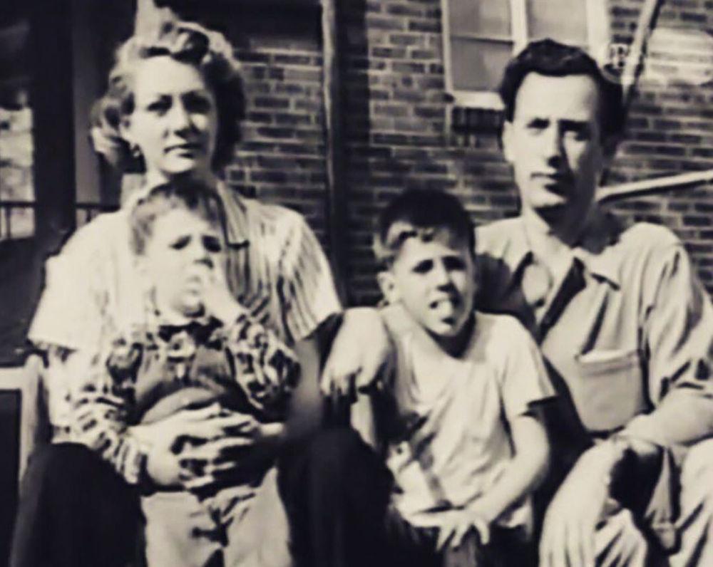 Η οικογένεια του Σιλβέστερ Σταλόνε