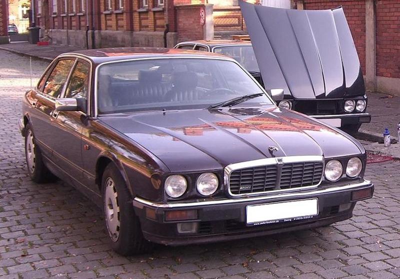 Η Jaguar που χρησιμοποιούσε ο Κριστιάν Μπρύκνερ