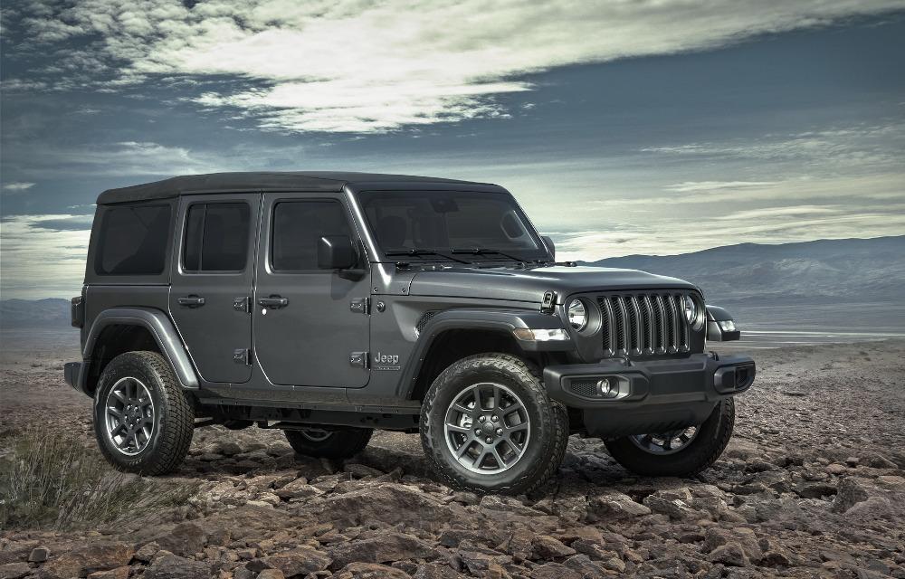 Jeep: Γιορτάζει τα 80 της χρόνια με επετειακές εκδόσεις