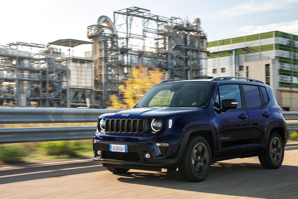 Νέες ειδικές εκδόσεις για το Jeep Renegade