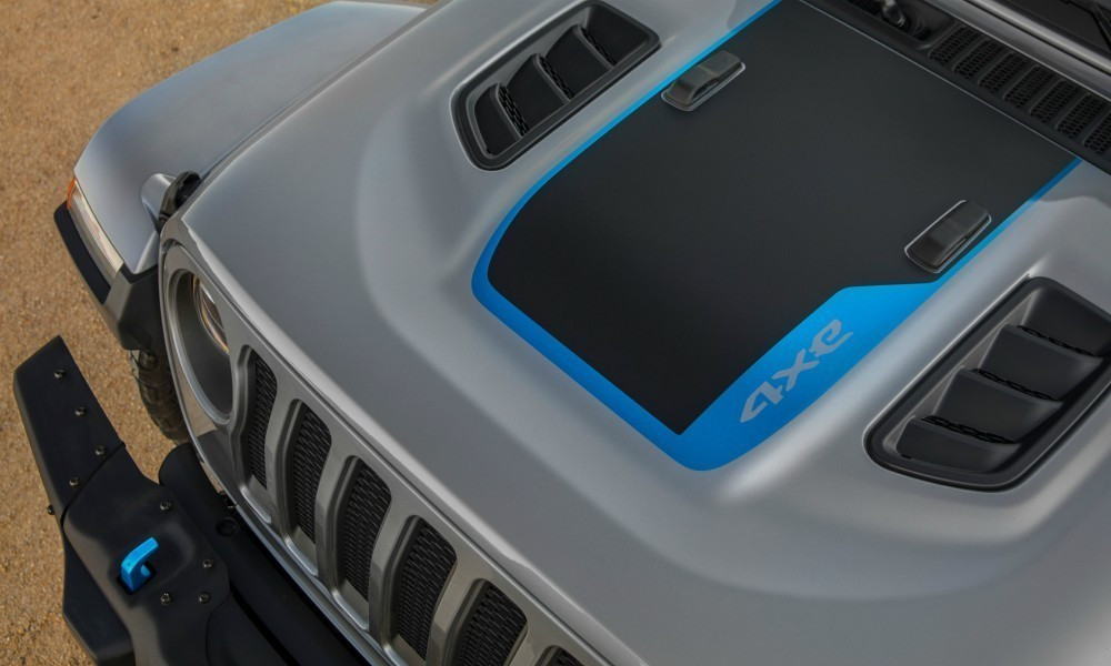 To Plug-in υβριδικό Jeep Wrangler λανσάρεται στην ευρωπαϊκή αγορά