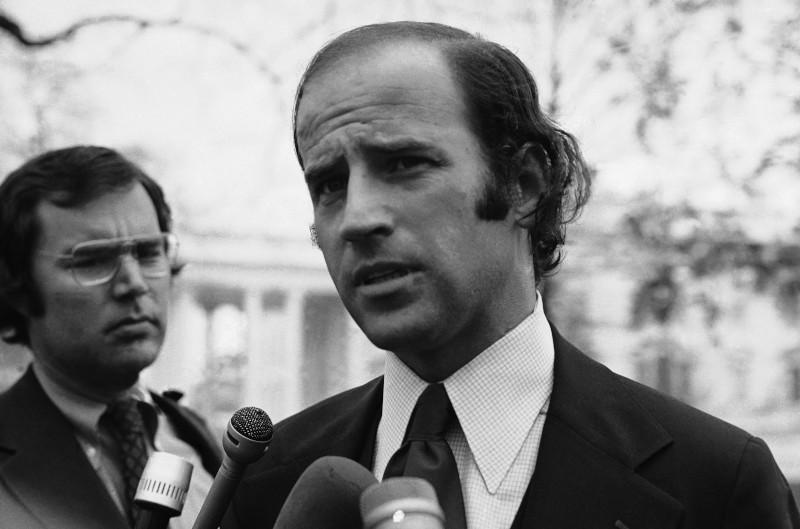 Ο Τζο Μπάιντεν μπαίνει στην Γερουσία το 1972