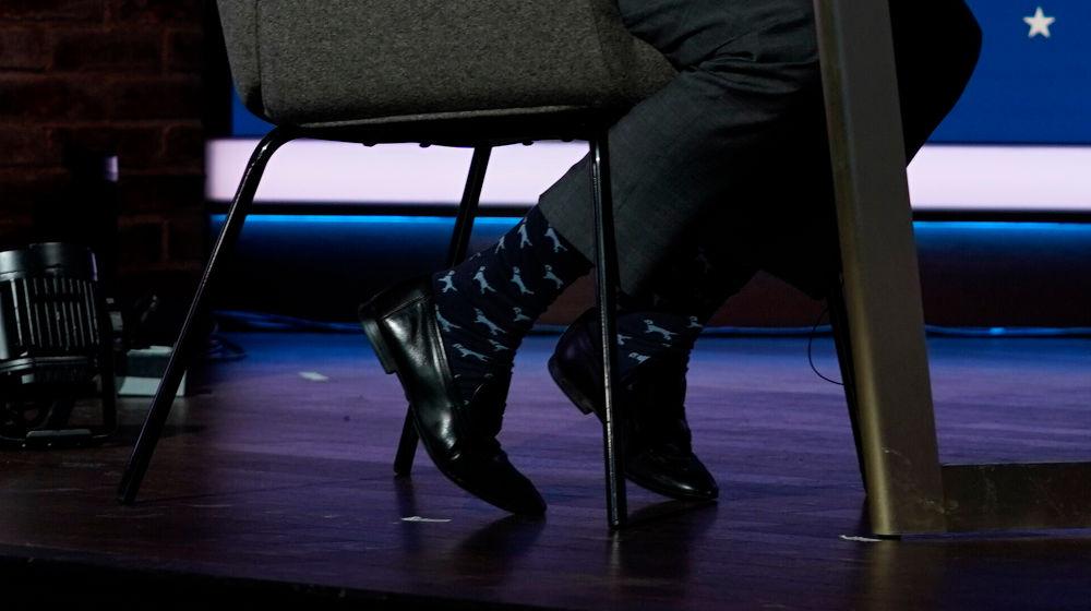 Οι κάλτσες που επέλεξε ο Τζο Μπάιντεν και έγιναν viral