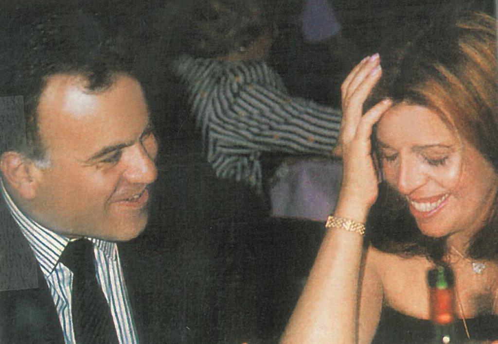 Ο Χόρχε Τσομλέκογλου τελευταίος έρωτας της Χριστίνας Ωνάση