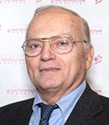 O  κ. Δημήτρης Καφετζής, Ομότιμος Καθηγητής Παιδιατρικής του ΕΚΠΑ