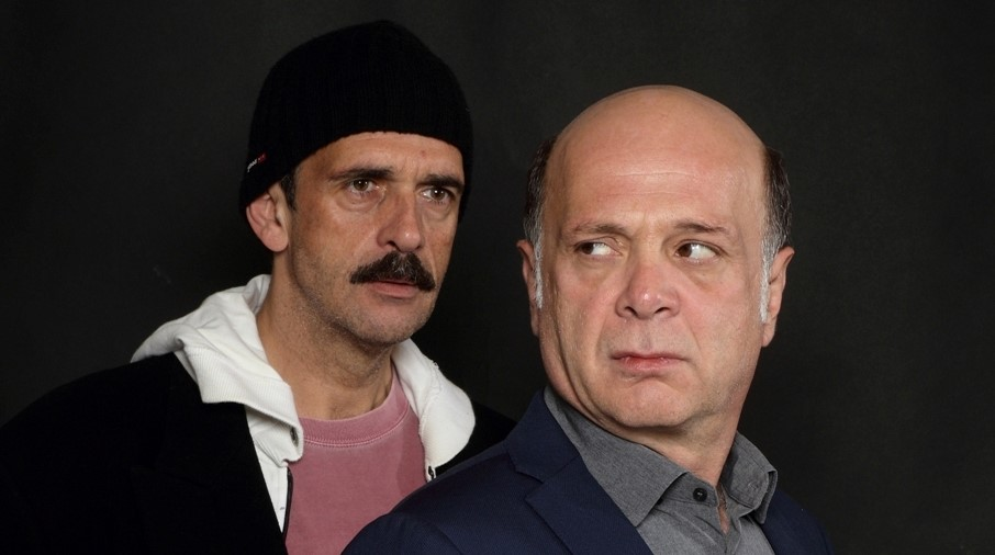 Δυο αντρες