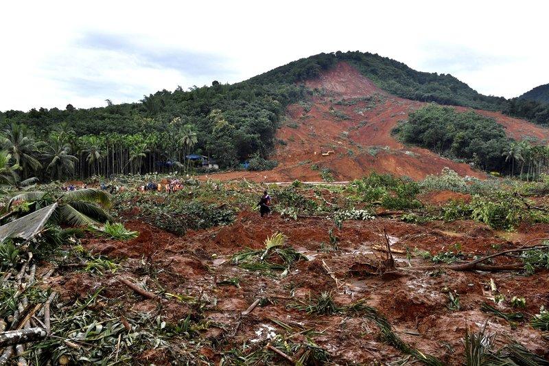 Καταστροφές σε καλλιέργειες στην Ινδία