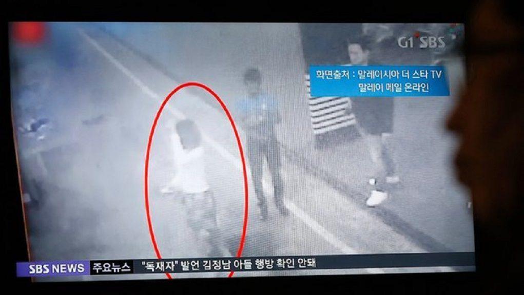 Εικόνες από κάμερα ασφαλείας στη Μαλαισία, το βράδυ της δολοφονίας του Κιμ Γιονγ-Ναμ
