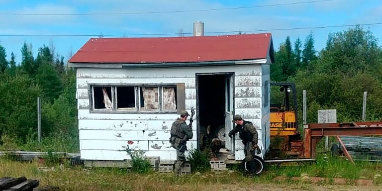 Οι Αρχές στον Καναδά εντόπισαν τις σορούς των δύο ανδρών σε άγονη περιοχή στα βόρεια της χώρας