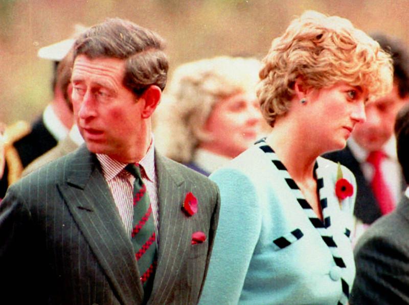 Πρίγκιπας Κάρολος, πριγκίπισσα Νταϊάνα