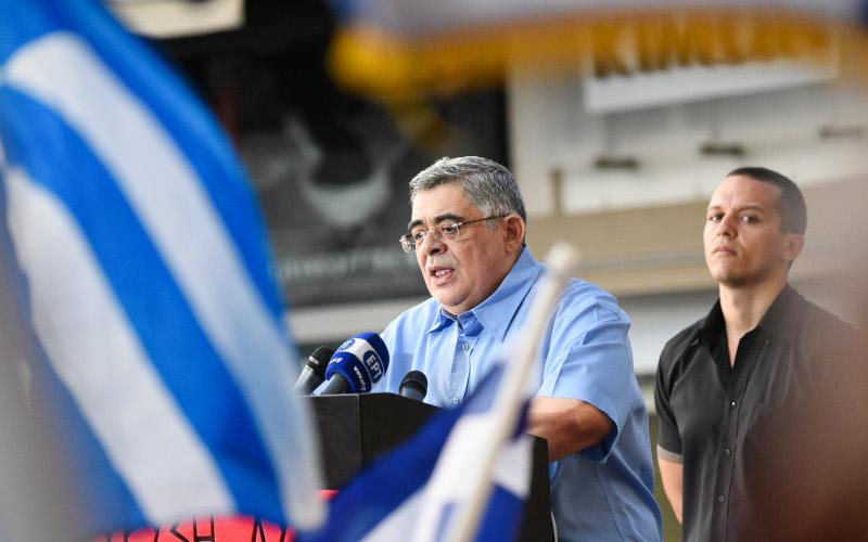 Νίκος Μιχαλολιάκος και Ηλίας Κασιδιάρης ανάμεσα στους κατηγορούμενους