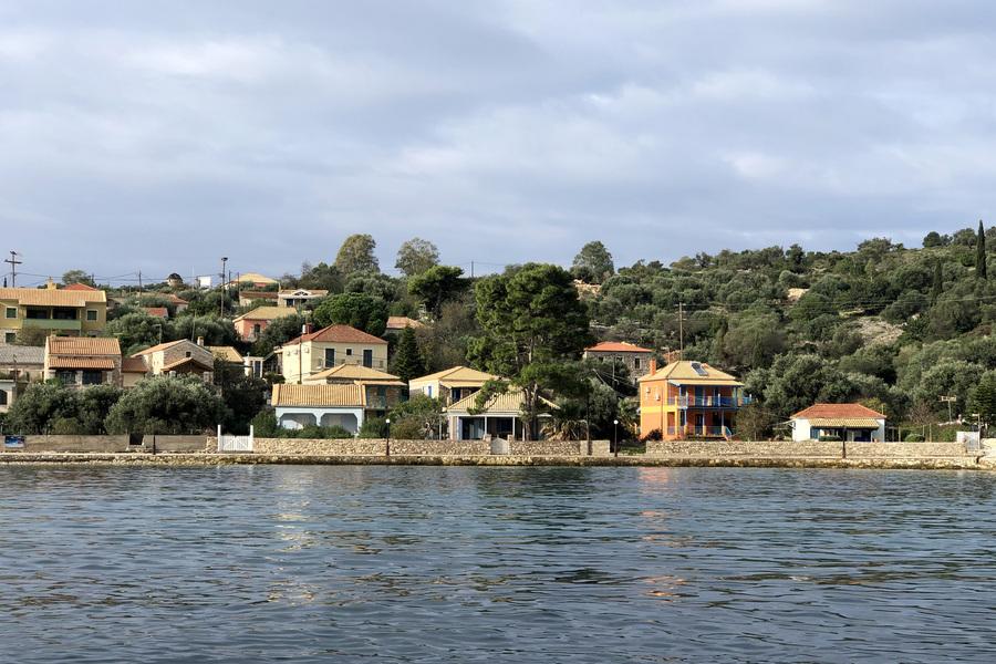 Kαστός, το μικρότερο κατοικημένο νησί του Ιονίου