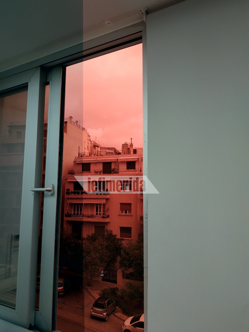 Ισχυρή καταιγίδα αυτή την ώρα στην Αθήνα [βίντεο]