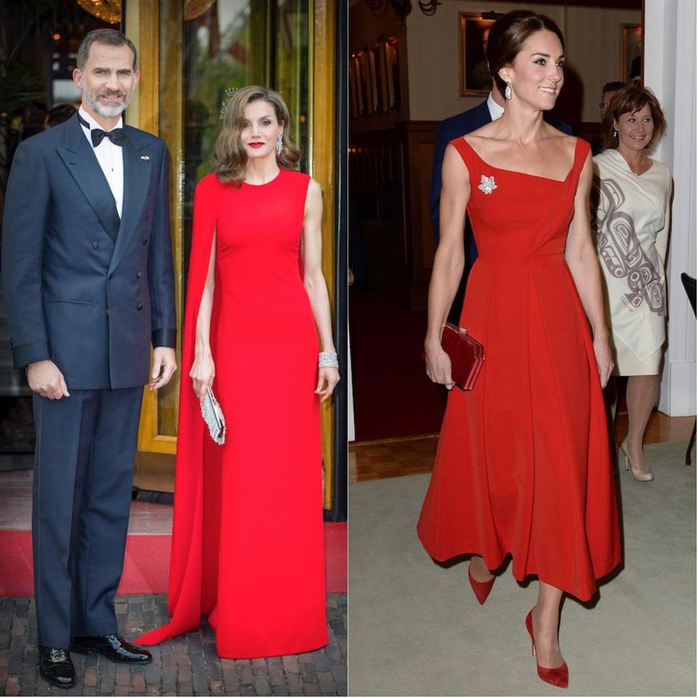 Φωτιά στα κόκκινα για Κέιτ Μίντλετον και βασίλισσα Λετίθια