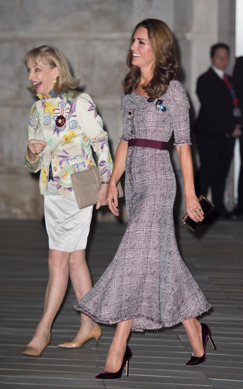 Το tweed φόρεμα της Κέιτ Μίντλετον αξίας 1.500 ευρώ