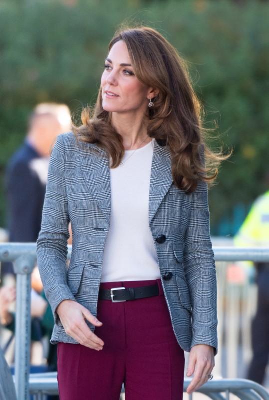 Η Κέιτ Μίντλετον φόρεσε ξανά το αγαπημένο της blazer