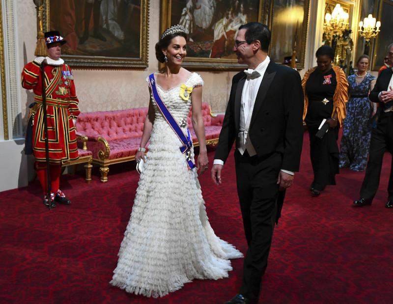 Μέγκαν Μαρκλ: Εκανε την τελευταία της βασιλική εμφάνιση