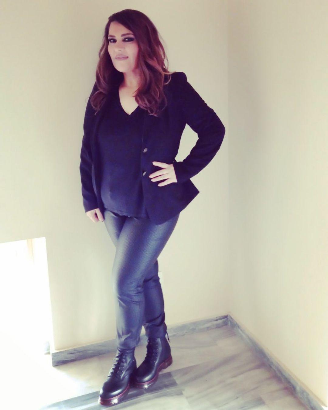 Κατερίνα Ζαρίφη μετά την απώλεια 18 κιλών