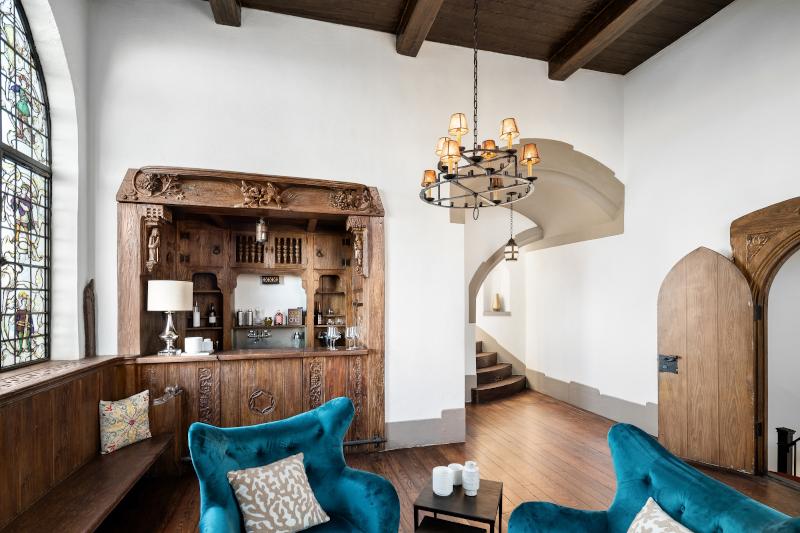 Σαλόνι κατοικίας Giorgio Armani
