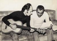 Ακης Πάνου και Στέλιος Καζαντζίδης