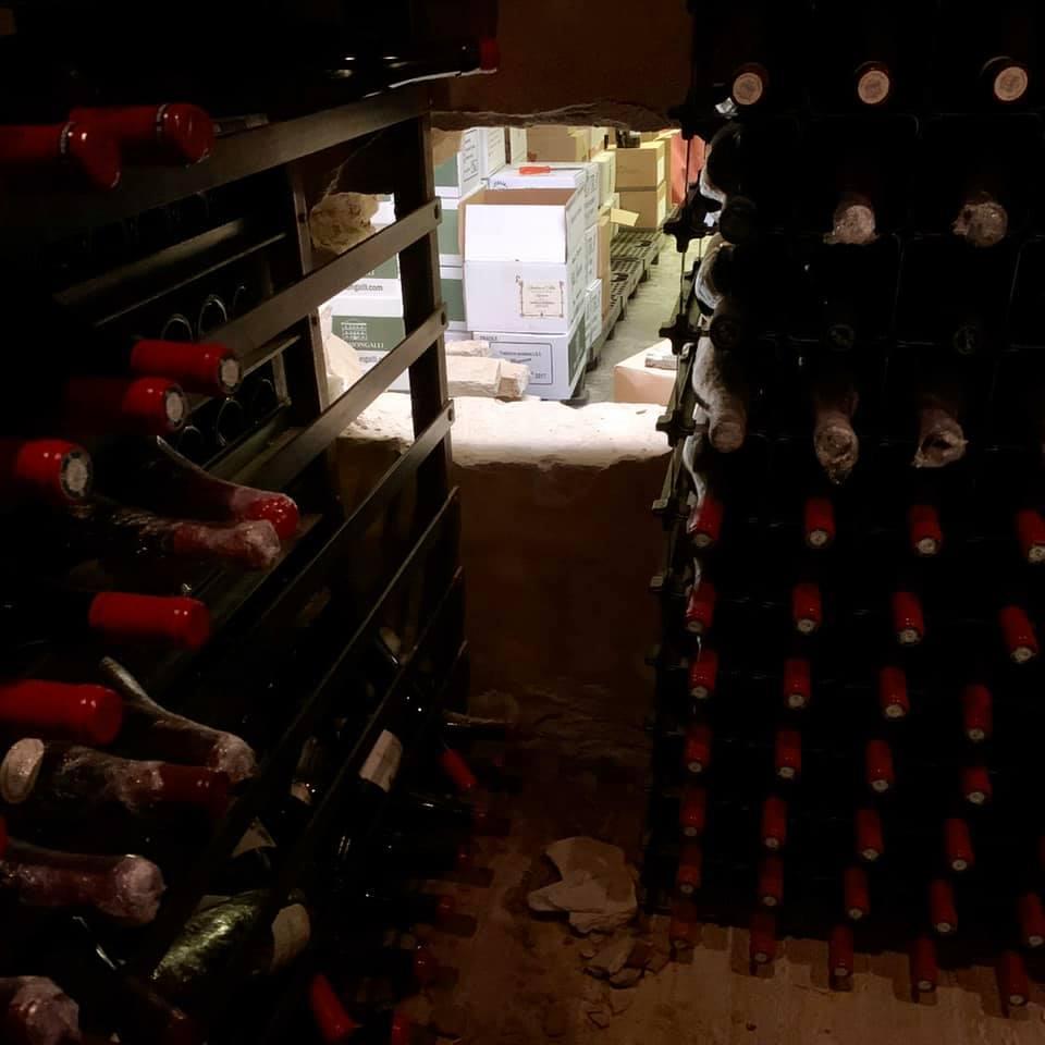 Οι ληστές πήραν λεία χιλιάδων ευρώ σε εκλεκτά κρασιά από το κελάρι του εστιατορίου στην Κοπεγχάγη