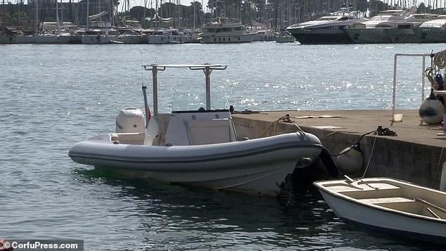 Κέρκυρα σκάφος