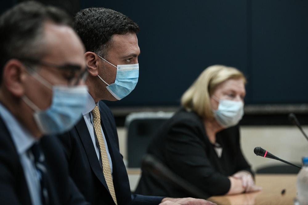 Κικίλιας: Εξασφαλίσαμε 4,2 εκατ. εμβόλια για τη γρίπη -Προτεραιότητα στις ευπαθείς ομάδες
