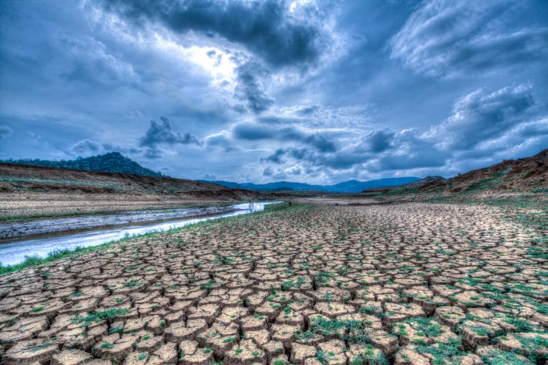 Κλιματική αλλαγή / Φωτογραφία: Shutterstock