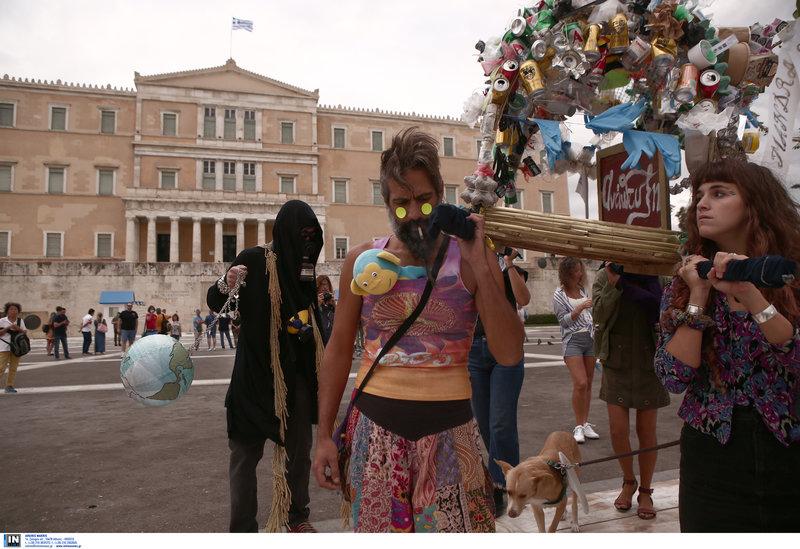 Ανησυχία για την κλιματική αλλαγή Φωτογραφία: Intimenews/ΤΖΑΜΑΡΟΣ ΠΑΝΑΓΙΩΤΗΣ