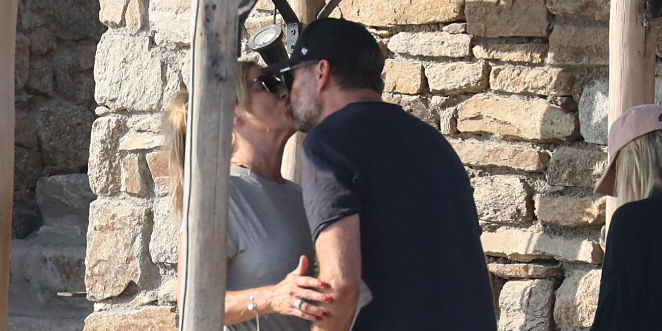 Το φιλί του Γερμανού κόουτς στη σύζυγό του