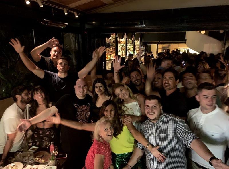 Το πάρτι που έκανε η Έλλη Κοκκίνου για τα γενέθλιά της