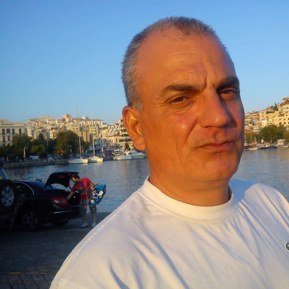 Ο Κωνσταντίνος Μπούμπας, βουλευτής στις Σέρρες με την Ελληνική Λύση
