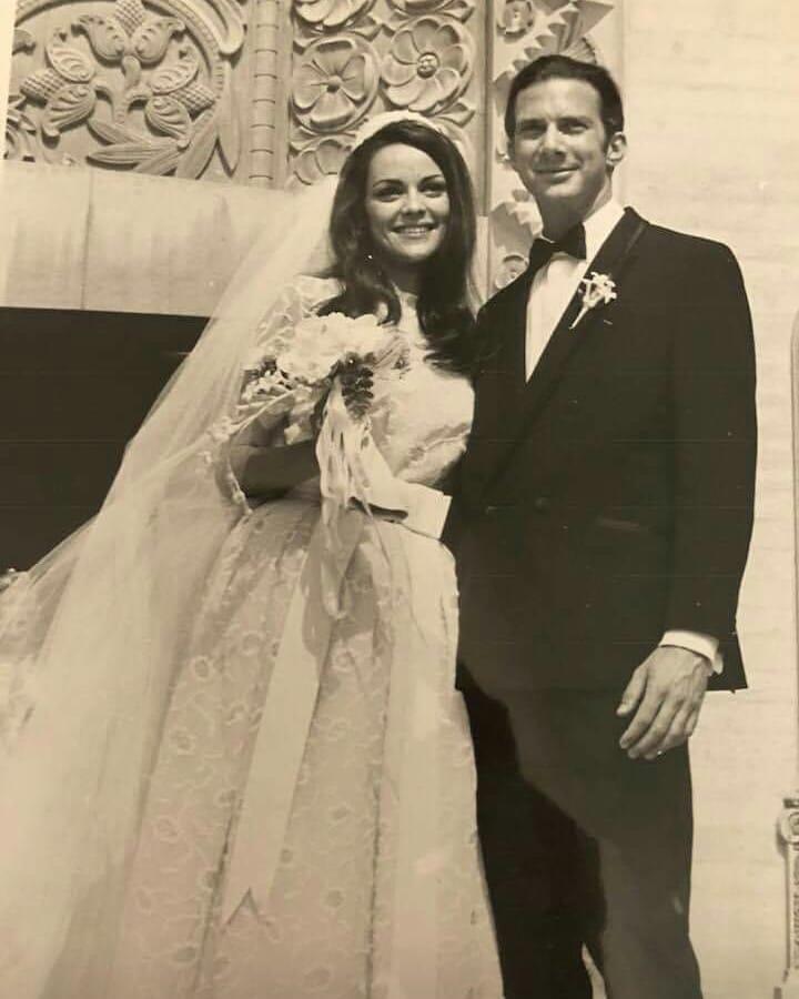 Η Κορίνα Τσοπέη στον πρώτο της γάμο με τον πλαστικό χειρουργό Στίβεν Ζαξ