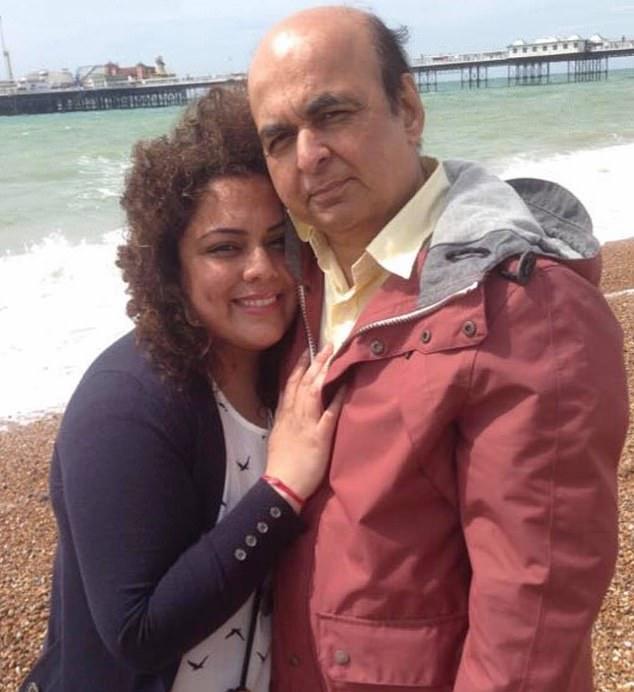 Η 33χρονη φαρμακοποιός με τον πατέρας της, πέθαναν και οι δύο με κορωνοϊό