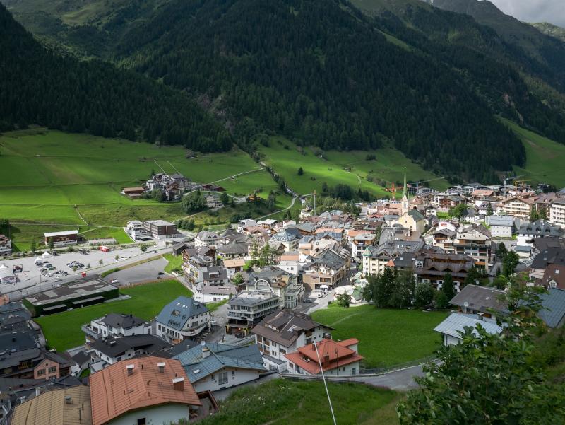 Το θέρετρο Ισγκλ στην Αυστρία/Φωτογραφία: Wikipedia