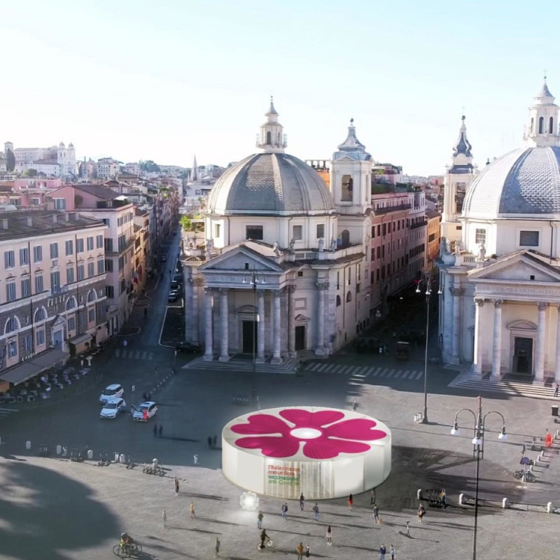 Gli italiani saranno intarsiati con uno stile elegante – nel design del gazebo di un famoso architetto [εικόνες & βίντεο]    ZOE