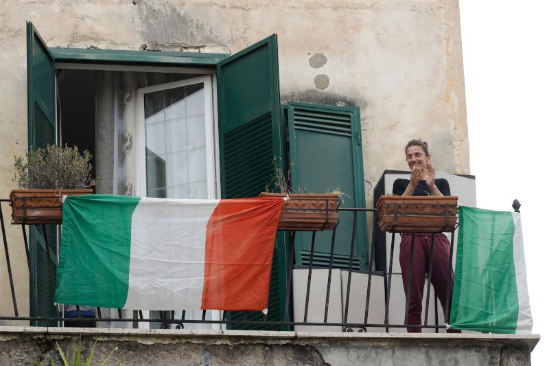 Οι Ιταλοί, για μία φορά, υπάκουσαν στους κανόνες και τήρησαν τα περιοριστικά μέτρα λόγω κορωνοϊού