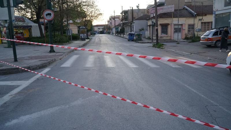 κορωνοϊός Λάρισα Ρομά καραντίνα αστυνομία