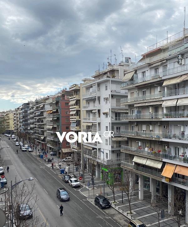 κορωνοϊός θεσσαλονίκη