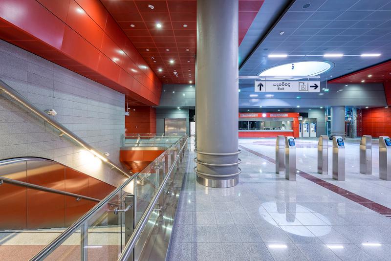 Σταθμός μετρό Κορυδαλλός