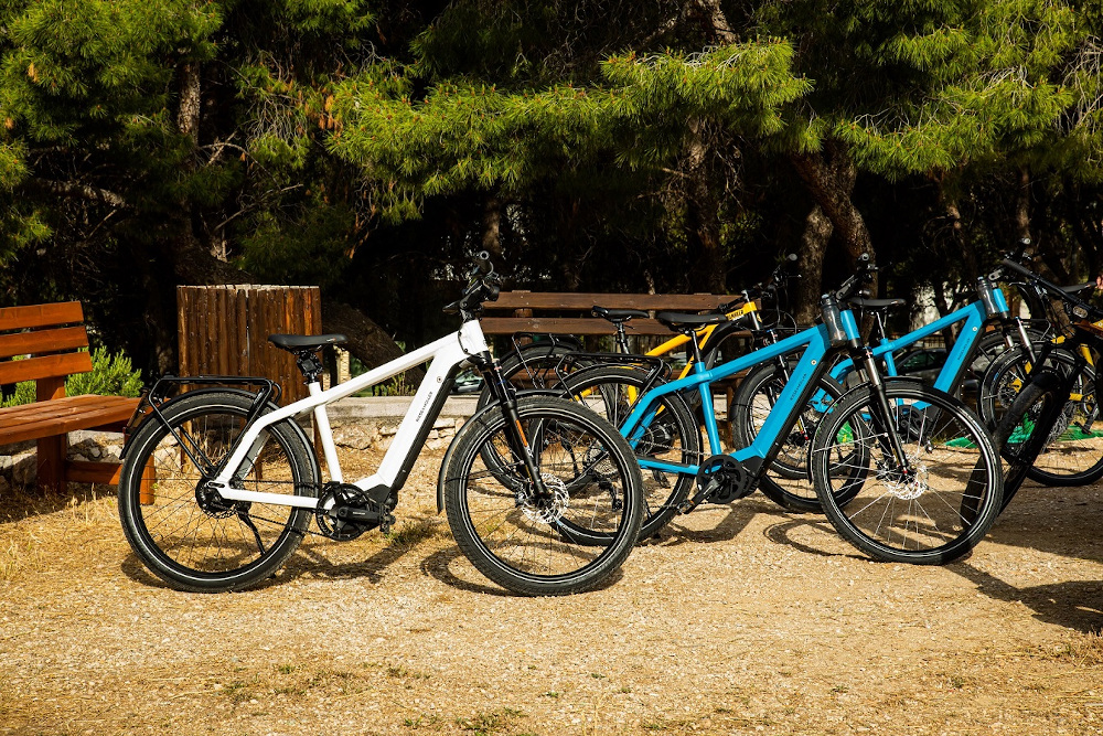 H Kosmocar λανσάρει ηλεκτρικά ποδήλατα στην ελληνική αγορά